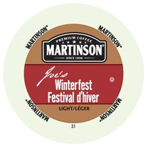 Coffee Pods: Martinson Coffee