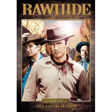 Rawhide: The Fifth Season, Volume 1 (DVD)