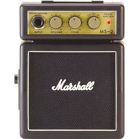 Marshall MS-2 Mini Amp
