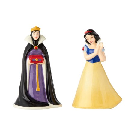 Disney Snow White And Evil Queen 6001017 Salt And Pepper Shakers 2018](Disney Snow White Evil Queen)