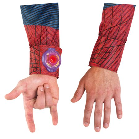 Spider-Man Movie Web Shooter D Child Halloween Accessory (Bloody Mary Halloween Web)