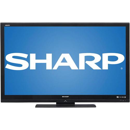 "Sharp 46"" Class LED 1080p 120Hz HDTV,(1.7"" ultra-slim) LC46LE540U"