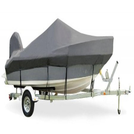 Taylor Made Products Trailerite Semi-Custom Boat Cover for Offshore Fishing Boats with Inboard/