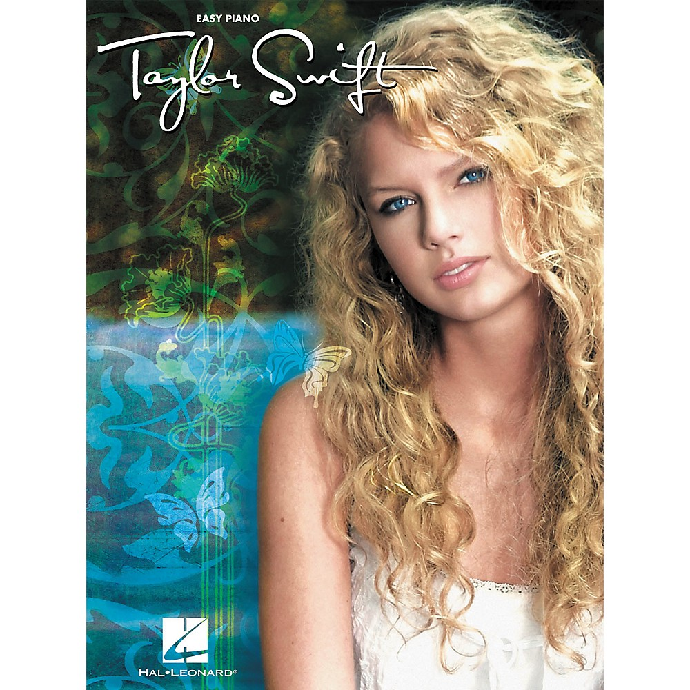 Hal Leonard Taylor Swift For Easy Piano