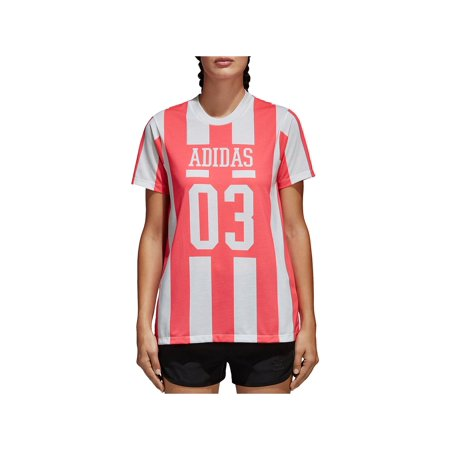 Adidas Striped T-shirt (adidas Originals Womens Striped Vintage T-Shirt )