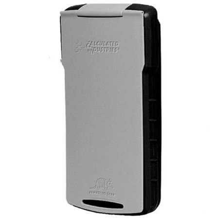 Calculated Industries 5022 2 Armadillo Case   Black Gray