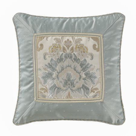 Marquis by Waterford Warren Floral Damask 18x18 Decorative -