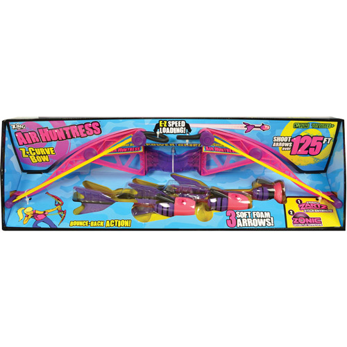 Zing Toys Air Huntress Z-Curve Bow