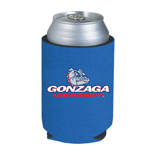 Gonzaga Bulldogs Collapsible Can Cooler