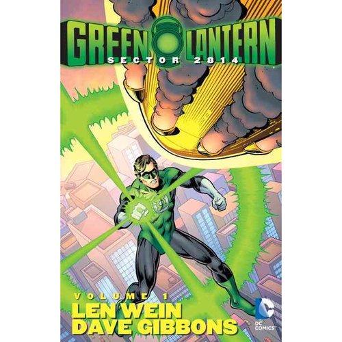 Green Lantern: Sector 2814 1