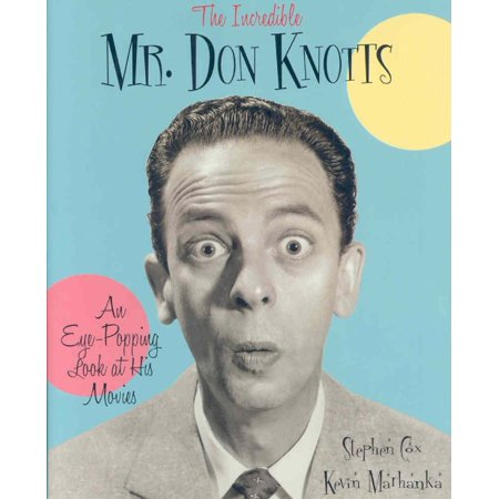 The Incredible Mr  Don Knotts  An Eye Popping Look At His Movies