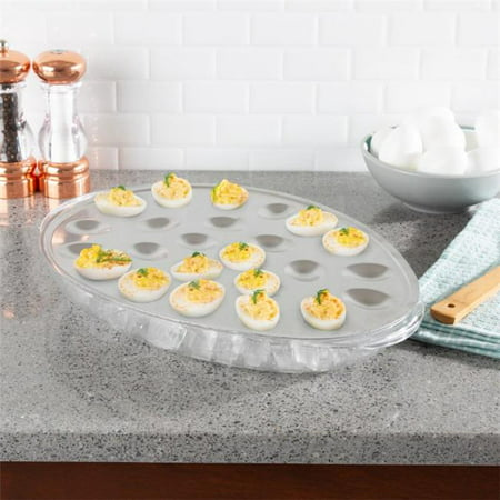 Classic Cuisine 82-KIT1080 Cold Deviled Egg Tray