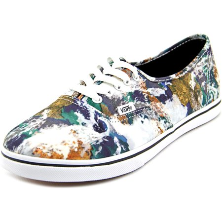 85b01979dd0 VANS - Vans Authentic Lo Pro Women Round Toe Canvas Multi Color ...