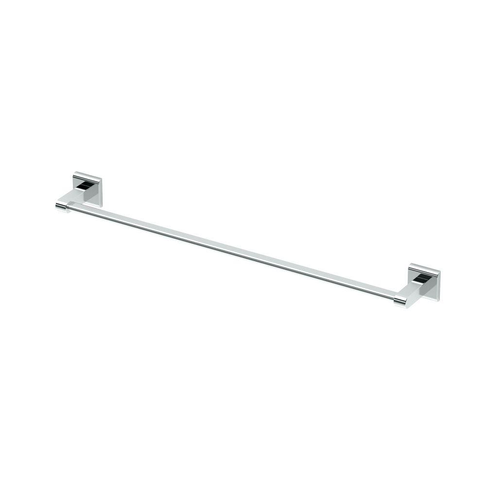 Gatco Tru 24 in. Towel Bar in Chrome 5310 New by