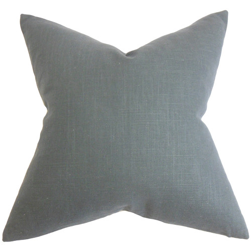 The Pillow Collection Yaretzi Solid Throw Pillow