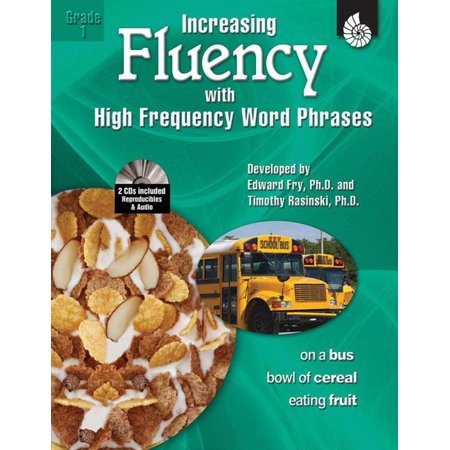 Increasing Fluency with High Frequency Word Phrases: Increasing Fluency with High Frequency Word Phrases Grade 1 (Grade 1) (Other)