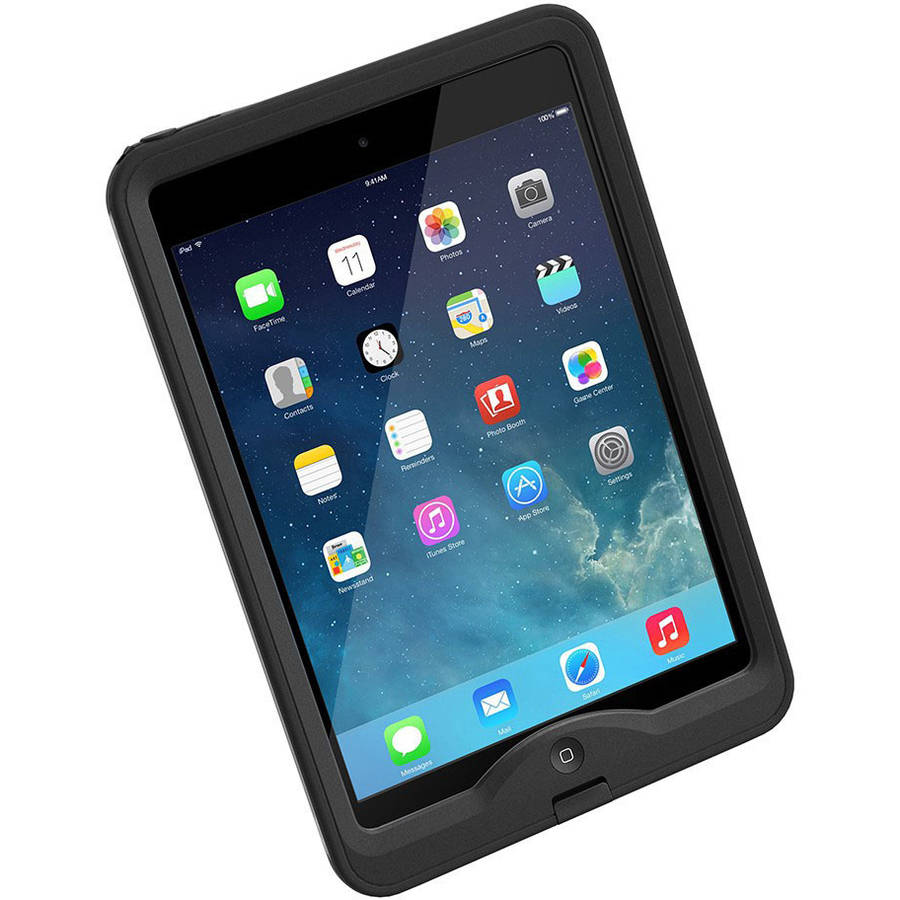LifeProof Apple iPad mini Black Case, nuud Series