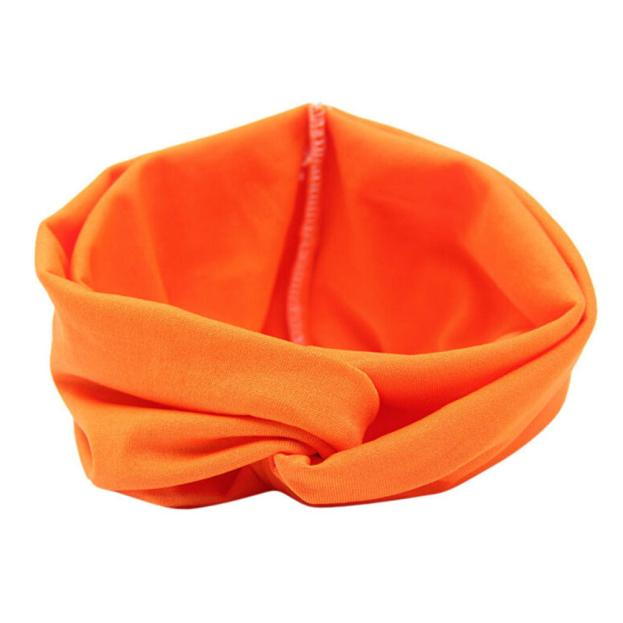Outtop Women Headwear Cross Sport Yoga Cloth Headband Turban Headscarf Wrap