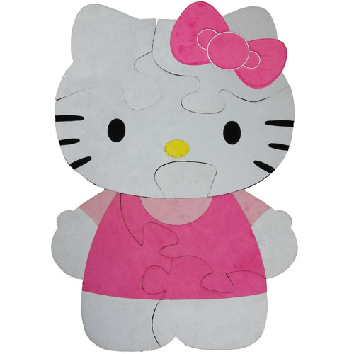Hello Kitty Puzzle Pal, 7 Pieces