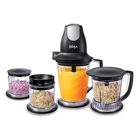 New Ninja Qb1005 Master Prep Professional Blender Food Processor Chopper