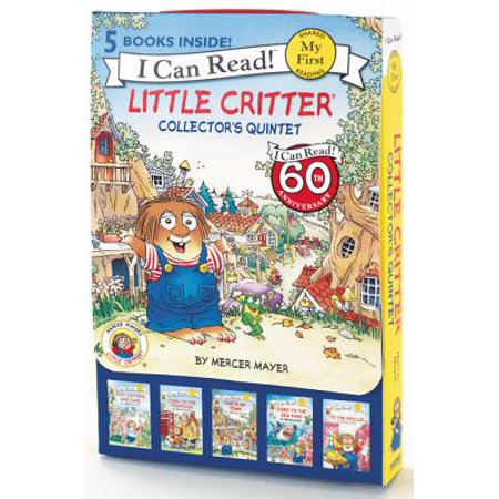 Little Critter Collector's Quintet : Critters Who Care, Going to the Firehouse, This Is My Town, Going to the Sea Park, to the
