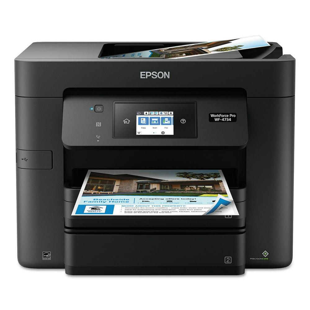 Epson WorkForce Pro WF-4734 Multifunction Wireless Inkjet Printer