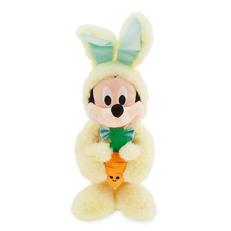 Disney Store 2019 Mickey Mouse Easter Medium Plush New with Tags