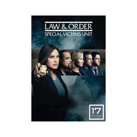 Law & Order Special Victims Unit: Year 17 (DVD) (Streaming Law And Order Special Victims Unit)