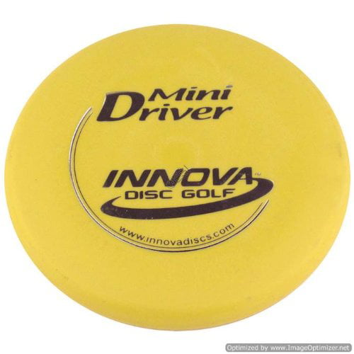 Mini Driver Asst. Colors, Disc Golf America's Fastest Growing Sport By Innova by