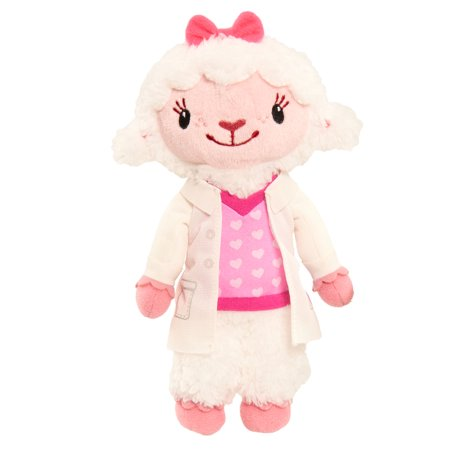 Doc McStuffins Toy Hospital Lambie Bean Plush - Doc Mcstuffin Lambie