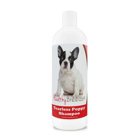 Healthy Breeds 840235107149 French Bulldog Tearless Puppy Dog Shampoo - image 1 of 1