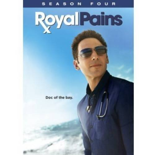 Royal Pains: Season Four (Anamorphic Widescreen)