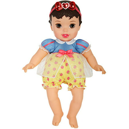 Disney Princess Baby Doll, Snow - Disney Villain Snow White