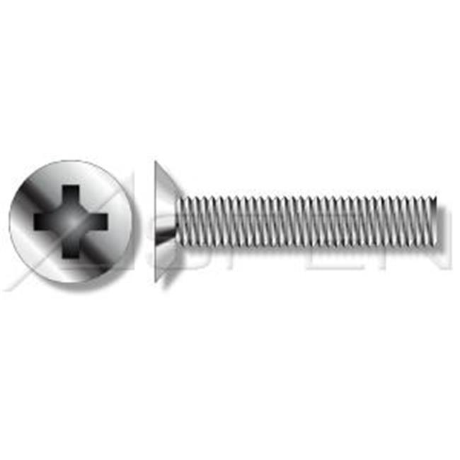 18-8 Aspen Fasteners Machine Screws 1//4-20 X 2 Flat Phillips Drive 25 pcs AISI 304 Stainless Steel