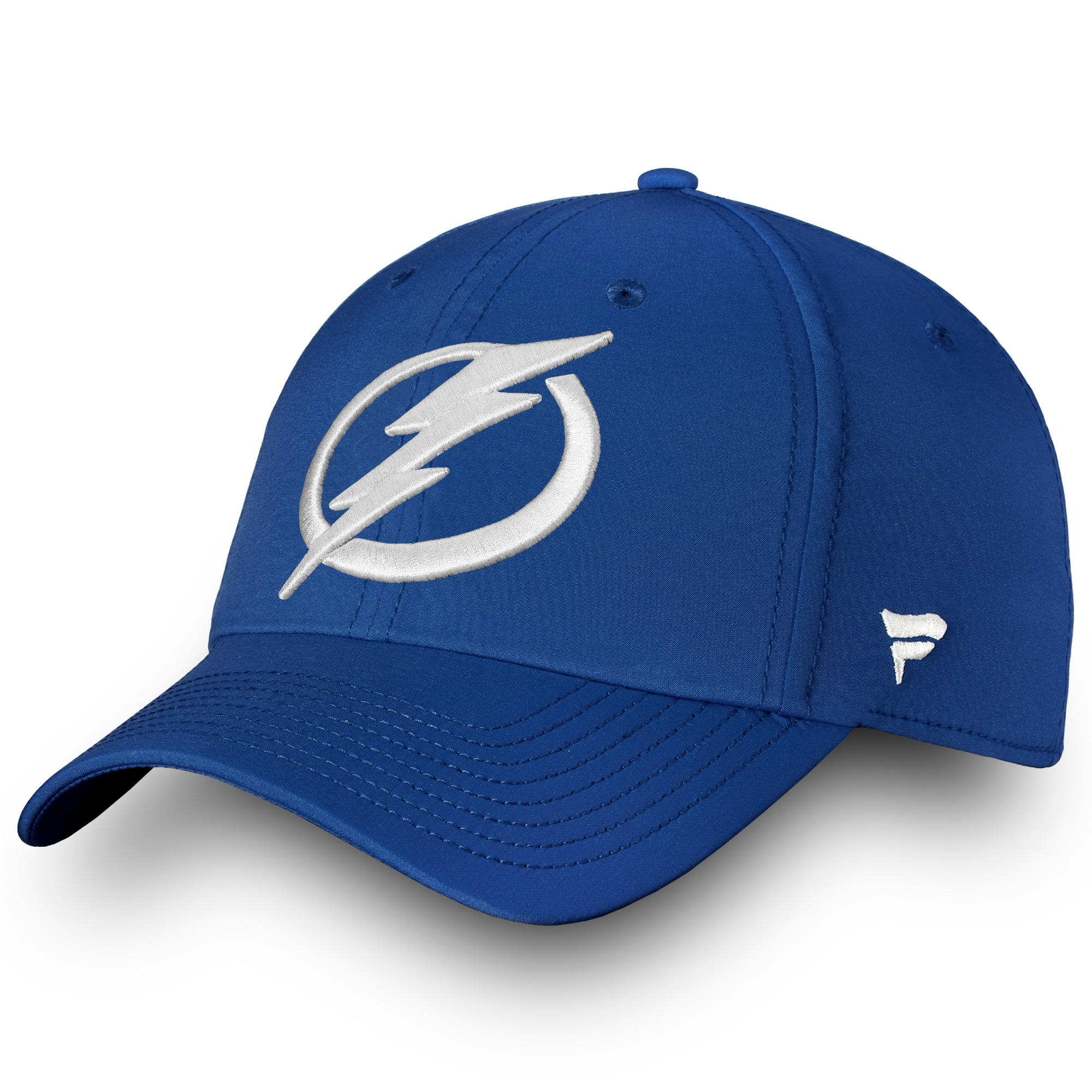 Tampa Bay Lightning Fanatics Branded Women's Iconic Fundamental Adjustable Hat - Blue - OSFA