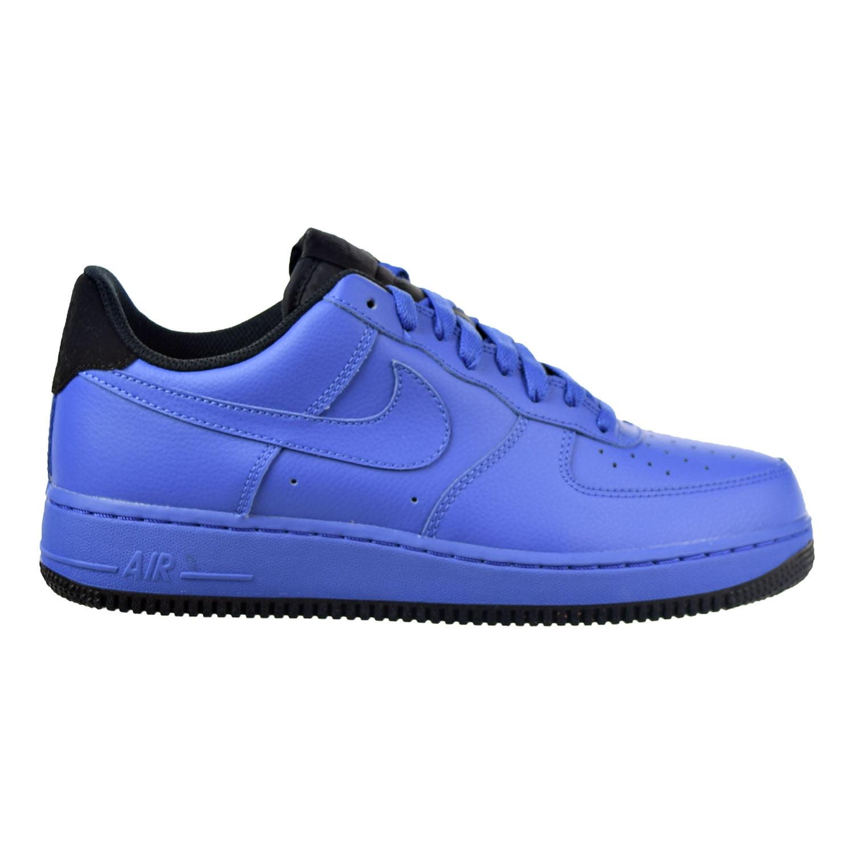 Nike Air Force 1 '07 Men's Shoes Comet Blue/Comet Blue/Bl...