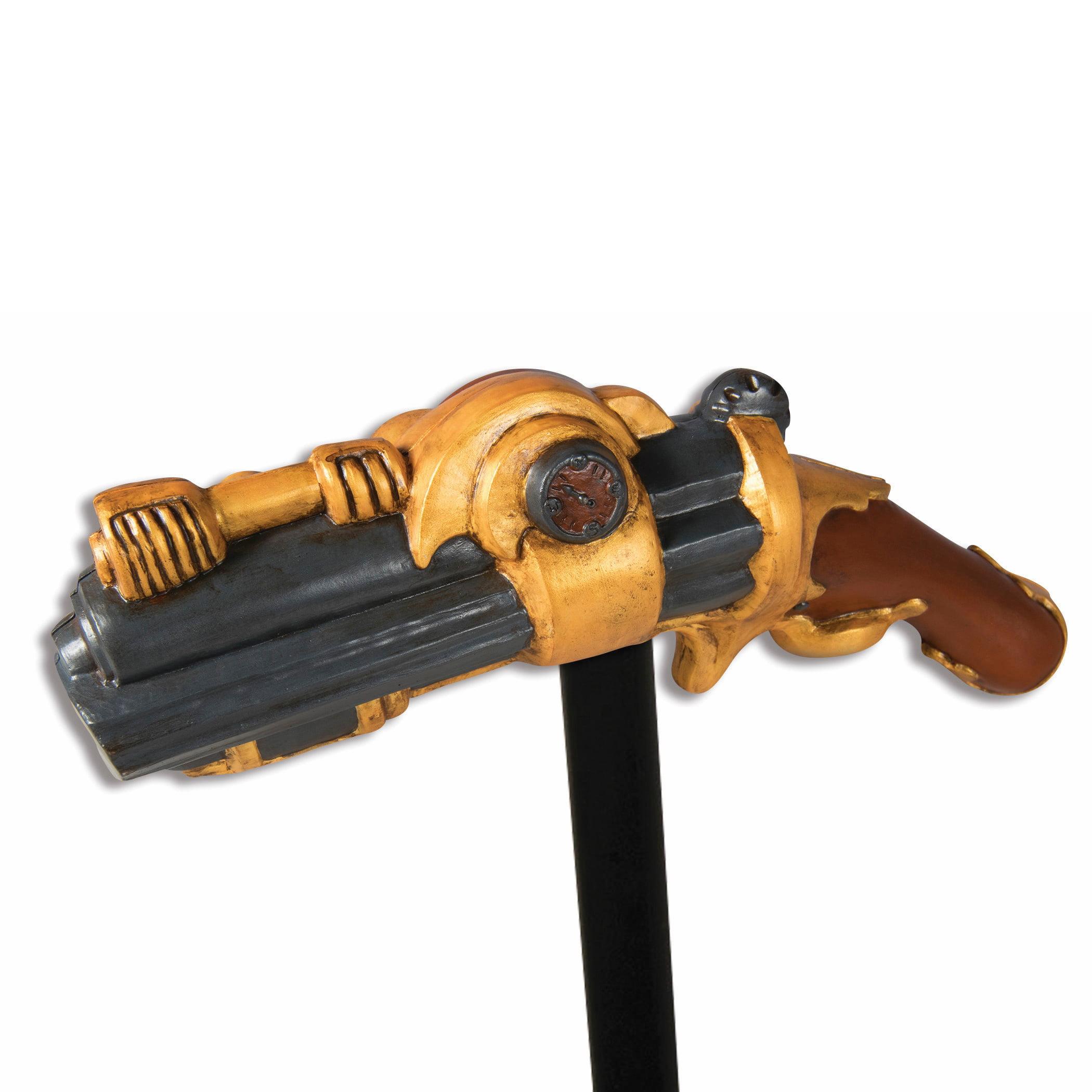 Steampunk Revolver Costume Accessory