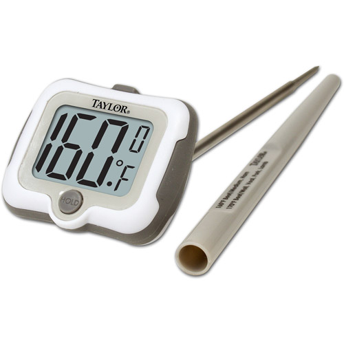 Click here to buy Taylor Pivoting Digital Food Thermometer by Taylor.