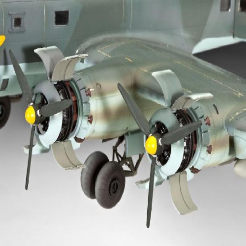 """Revell of Germany Fw 200 C-4 Condor """"Bomber"""" Plastic Model Kit by"""