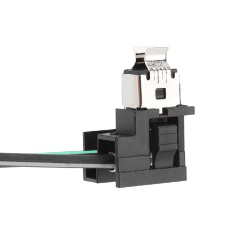 Fyydes Ligne de conversion de prise, connecteur de lampe halogène, 2pcs prise de lampe de phare, connecteur de faisceau de câblage, adaptateur de ligne d'adaptateur pour ampoule H1 - image 4 de 7