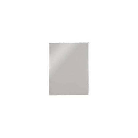 Muro 11.85 in. Matte Stainless Steel Magnet Board (Muro Magnet Board)