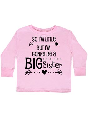 0ebd79f1cd5d2 Product Image So I'm Little, But I'm Gonna be a Big Sister Toddler