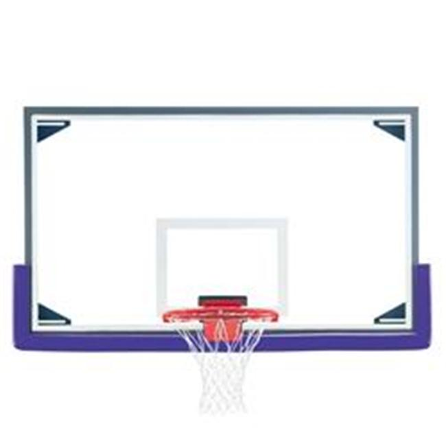 Gared 1237429 Gared AFRG48 Alum Glass Backboard Basketball Backboards