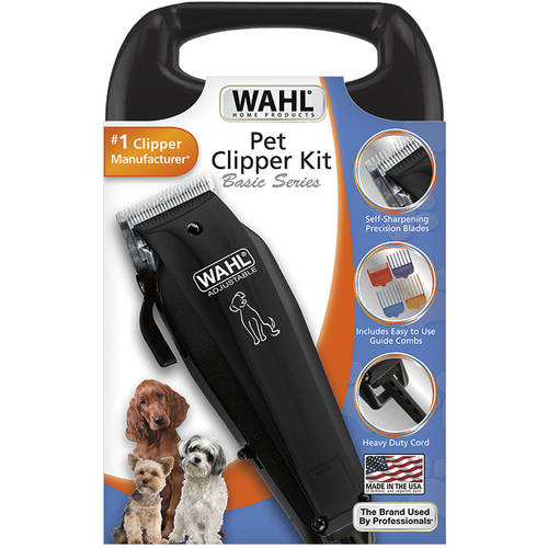 Wahl Pet Clipper Kit, Basic Series