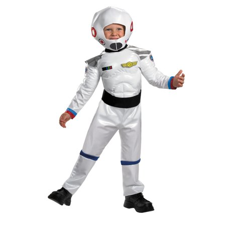Blast Off Astronaut Deluxe Toddler Costume - Astronaut Costume Toddler