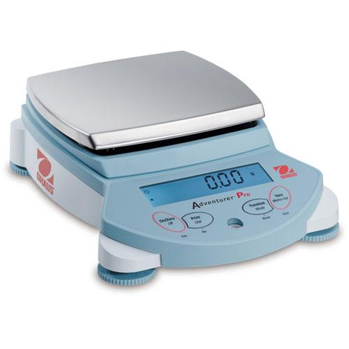 Ohaus AV412C Adventurer Pro Digital Balance  410 x 0 01 g with InCal