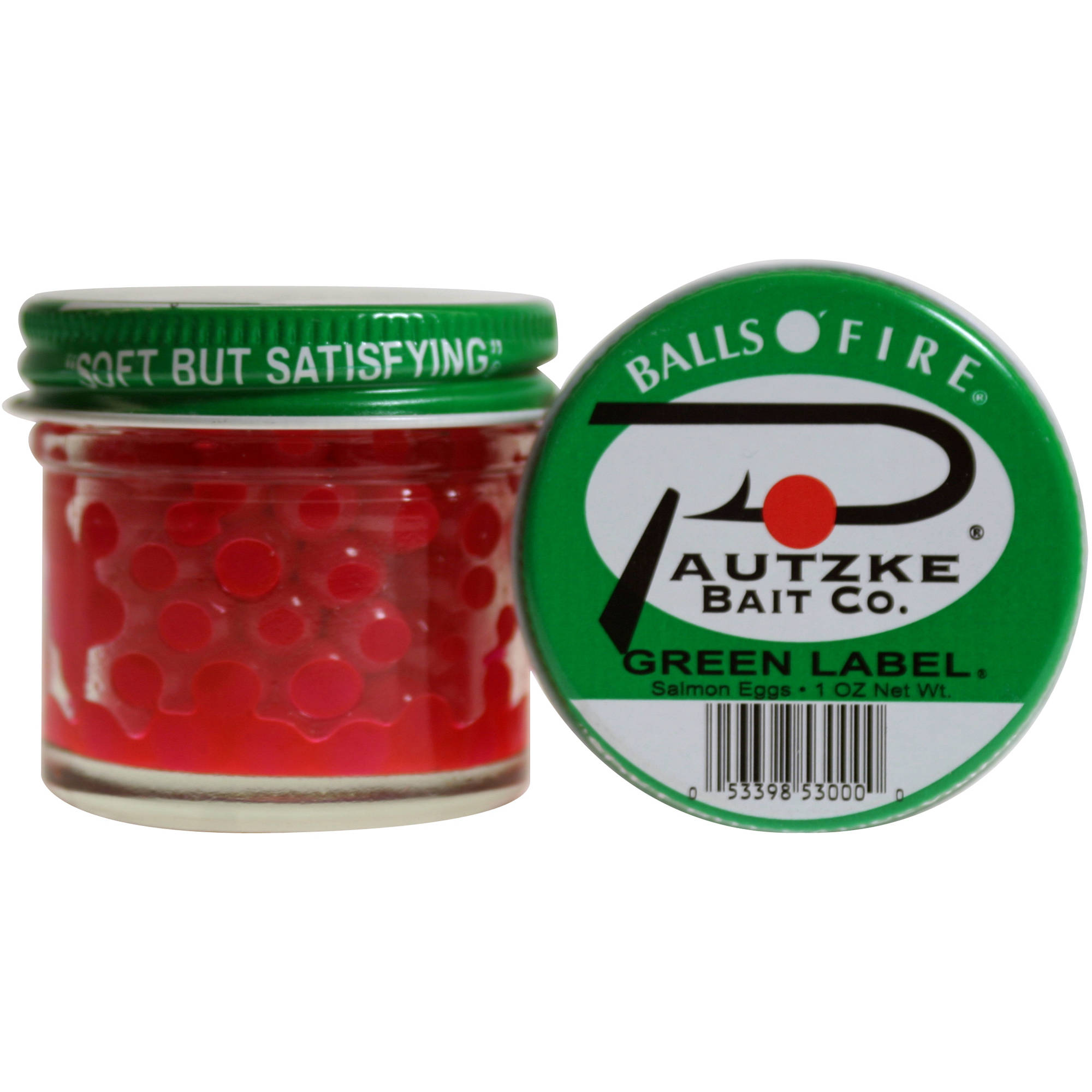 Pautzke Green Label Salmon Eggs, 1 oz