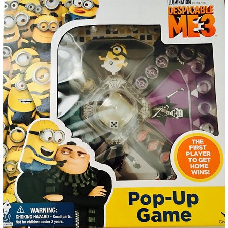 Minions Pop-Up Game - Minion Rush Halloween Game
