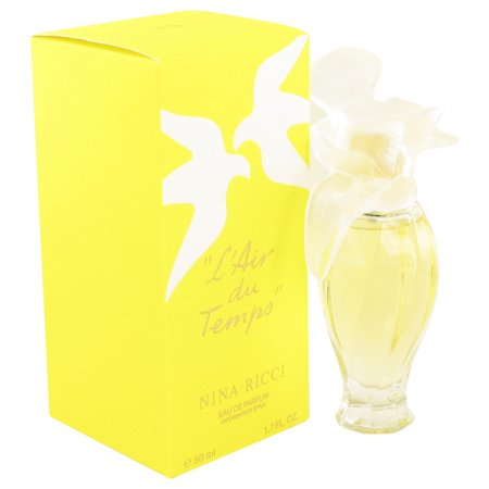 Nina Ricci Eau De Parfum Spray with Bird Cap 1.7 oz