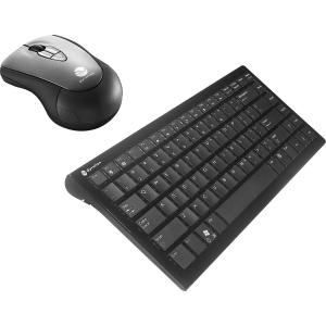100FT RANGE AIR MOUSE W/ COMPACT KEYBOARD